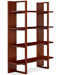 Home Office Bookshelves by Battery Park Home Office Open Bookcase Furniture Macy U0027s