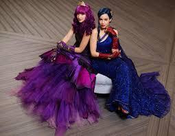 mal costume disney descendants 2 in cotillion costumes youloveit