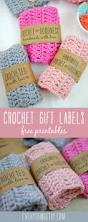 free printable crochet gift labels everything etsy gift labels