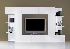 petit meuble tv pour chambre blanc deco tv tele amenagement pour garcon maisonjoffrois accessoire