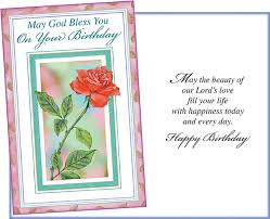 religious birthday cards 94715 six religious birthday greeting cards with six envelopes