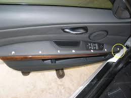 bmw door panel diy door panel and outside mirror