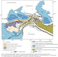 geochemistry of the eocene magmatic rocks from the lesser caucasus