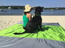 Lightweight Beach Parasol Sand Away Sand Proof Outdoor Compact Beach Blanket 20 Bigger 9 X