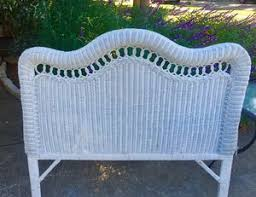 Wicker Headboards Twin by Pop Up Twin Trundle With Deluxe Poly Deck Furniture In