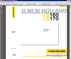 new holland 160 wiring diagram new holland ls170 service manual