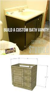 Diy Bathroom Vanities 20 Gorgeous Diy Bathroom Vanities To Beautify Your Beauty Routine
