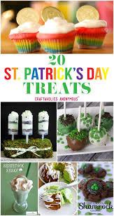 craftaholics anonymous 20 st patrick u0027s day treats