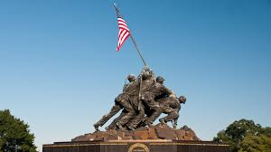 How To Dispose Of Old Flags Marines Raise The Flag On Mt Suribachi Feb 23 1945 History Com