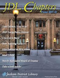 winter 2017 u2013 2018 newsletter u2013 jackson district library