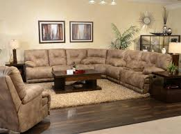 Reclining Sectional Sofa Sectional Sofas With Electric Recliners U2013 Cleanupflorida Inside