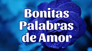 imagenes de amor con bellas palabras bonitas palabras de amor frases bellas románticas youtube