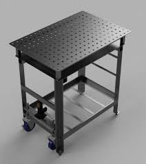 Strong Hand Welding Table Welding Table Pics Page 12 The Garage Journal Board