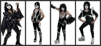 Authentic Halloween Costumes Kiss Gene Simmons Heavy Metal Halloween Costumes Sale Halloween