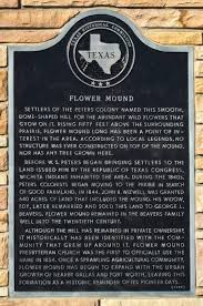 Flowers In Denton - history the flower mound foundation