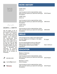 microsoft word 2010 resume template resume template on microsoft word 2010 resumes and cover letters