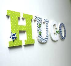lettres décoratives chambre bébé lettre decorative pour chambre bebe lettre chambre bebe chambre