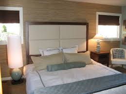creative headboards with modern wooden white headboard design for