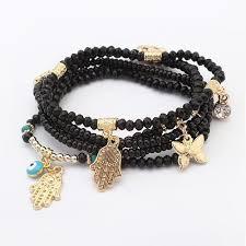 lucky beads bracelet images Kabbalah lucky third eye bracelet the little secret boutique jpg