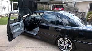 1999 black mercedes 1999 mercedes c230 kompressor sport supercharged luxury