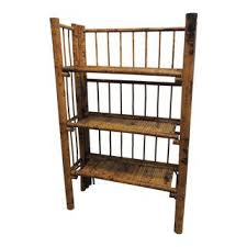 Antique Etagere Vintage U0026 Used Rustic Bookcases And étagères Chairish