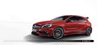 mercedes amg uk mercedes amg a 45 4matic overview