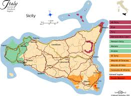 Map Of Sicily And Italy by Sicily Wine Italy South Pinterest Sicily And Wine