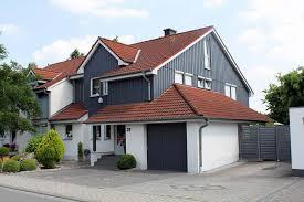 Doppelhaus Neubau Doppelhaus