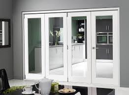 sliding kitchen doors interior best 25 bifold doors ideas on kitchen diner