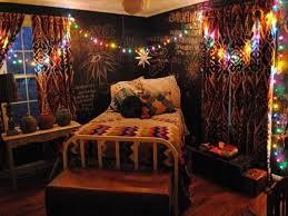 Decorative Lights For Bedroom by Home Design Boho Room Ideas Diy Hippie Bedroom Decor Inside 89