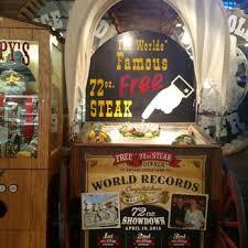 Big Rocking Chair In Texas The Big Texan Steak Ranch 1880 Photos U0026 1197 Reviews