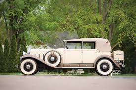 1930 cadillac v16 452 all weather phaeton by fleetwood 4380