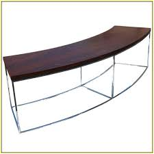 Curved Sofa Tables Curved Sofa Table Home Design Ideas Throughout Plan 19