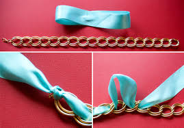 make ribbon necklace images Easy diy ribbon necklace 622 press letterpress goods made by hand jpg
