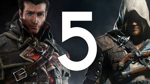 Blag Flag 5 Ways Assassin U0027s Creed Rogue Is Different From Ac4 Black Flag
