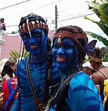 Halloween Avatar Costume Avatar Halloween Costume
