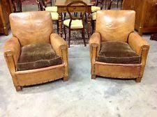 poltrona in pelle vintage poltrone e divani d antiquariato originale 1900 1950 ebay