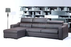 black leather sleeper sofa european sleeper sofa modern black leather sleeper sofa style