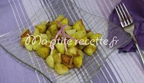 cuisiner pommes de terre pommes de terre et navets sautés recette accompagnement pomme de