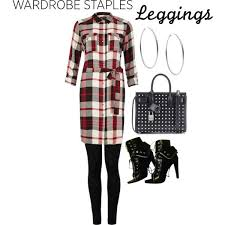 how to wear a shirt dress with leggings fashion questions and