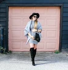 otk boots and grey dress rose city style guide a canadian