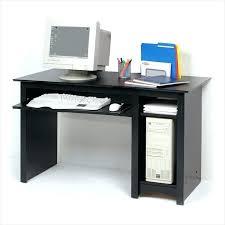 dark wood computer desk small black desk with drawers desk workstation cheap desks for sale