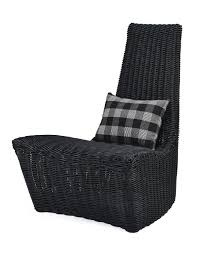 Patio Recliner Chair by Contemporary Lounge Chair Aluminum Synthetic Rattan Outdoor Newest