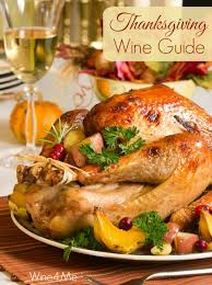 thanksgiving wine guide wine4 me