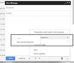 how to set up email templates in gmail flashissue blog