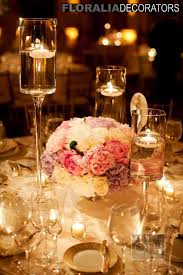 Floating Candle Centerpiece Ideas 16 Stunning Floating Wedding Pleasing Floating Candle Centerpieces