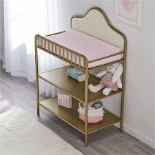 Metal Changing Table Seeds Piper Metal Changing Table Reviews Wayfair