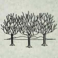 tree of life home decor wall art designs metal wall art trees black metal wall art olive
