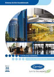 carrier lista precios 2012 by distribuciones casamayor issuu