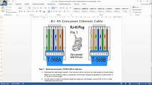 wiring diagrams rj45 cable connection cat 5 wiring lan